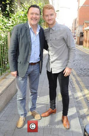 Mikey North and Ian Puleston-davies