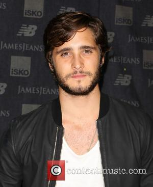 Diego Boneta - A multitude of stars attend the Dance Party with New Balance and James Jeans - powered by...