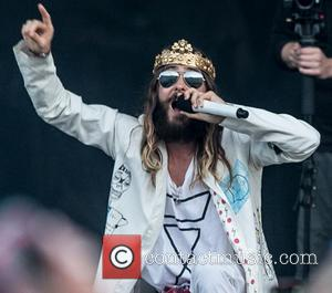 30 Seconds To Mars and Jared Leto