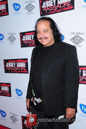 Ron Jeremy - New York premiere of 'Jersey Shore Massacre'