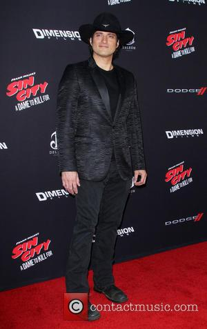 Robert Rodriguez - Premiere of 'Sin City: A Dame To Kill For' held at the TCL Chinese Theatre - Arrivals...