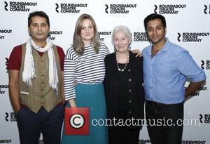Firdous Bamji, Romola Garai, Rosemary Harris and Bhavesh Patel