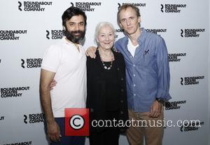 Nick Choksi, Rosemary Harris and Neal Huff