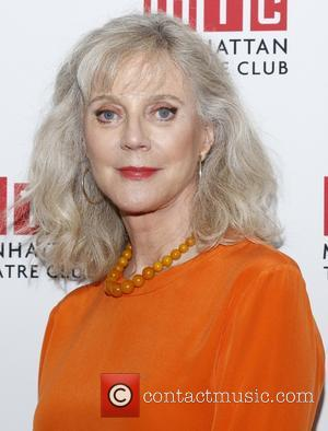 Blythe Danner - Photo call for Broadway's The Country House, held at Manhattan Theatre Club rehearsal studios. - New York,...