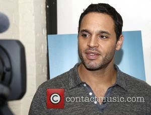 Daniel Sunjata - Photo call for Broadway's The Country House, held at Manhattan Theatre Club rehearsal studios. - New York,...