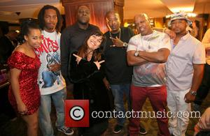 Ray Luv, Too Short, Nuttso, Edidon and Leila Steinberg