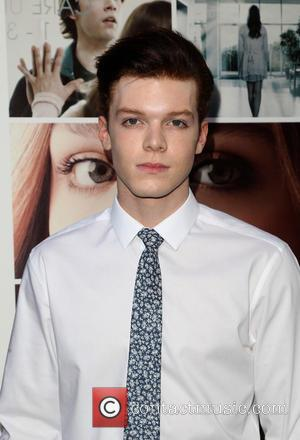 Cameron Monaghan - An array of celebrities attended the Los Angeles Premiere of 'If I Stay' directed R. J. Cutler...