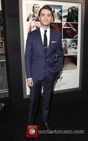 Jamie Blackley - An array of celebrities attended the Los Angeles Premiere of 'If I Stay' directed R. J. Cutler...
