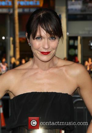 Katie Aselton - An array of celebrities attended the Los Angeles Premiere of 'If I Stay' directed R. J. Cutler...