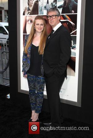 Mireille Enos and Alan Ruck - An array of celebrities attended the Los Angeles Premiere of 'If I Stay' directed...