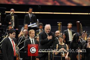 Argentine Conductor Un Concert Honour