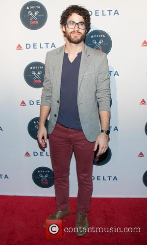 Darren Criss - Delta Air Lines karaoke event, 'Delta Open Mike' at Arena - New York City, New York -...