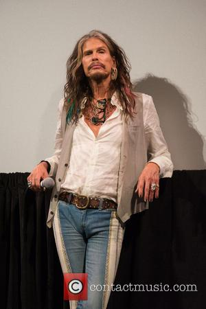 Steven Tyler - Premiere of 'Sin City: A Dame To Kill For' - Arrivals - Austin, Texas, United States -...