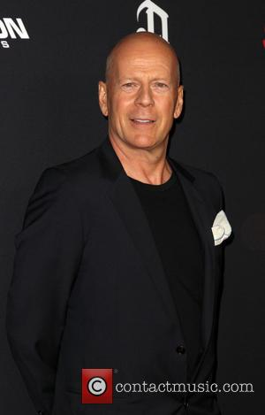 Bruce Willis Jams At Jazz Benefit Gala
