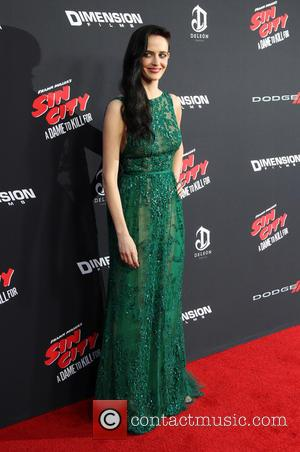 Eva Green - Various celebrities turned out for the premiere of 'Sin City: A Dame To Kill For' directed by...