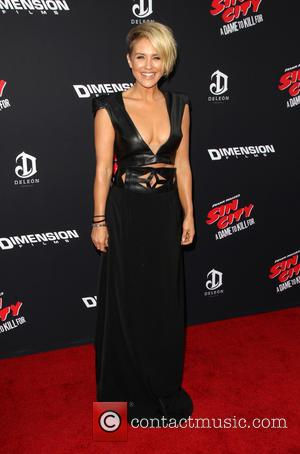 Nicky Whelan - Various celebrities turned out for the premiere of 'Sin City: A Dame To Kill For' directed by...