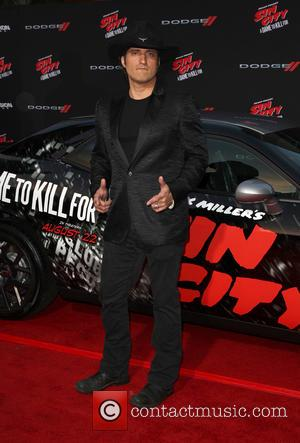 Robert Rodriguez - Various celebrities turned out for the premiere of 'Sin City: A Dame To Kill For' directed by...