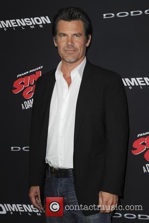 Josh Brolin - Stars turned out on mass for the Premiere of 'Sin City: A Dame To Kill For' directed...