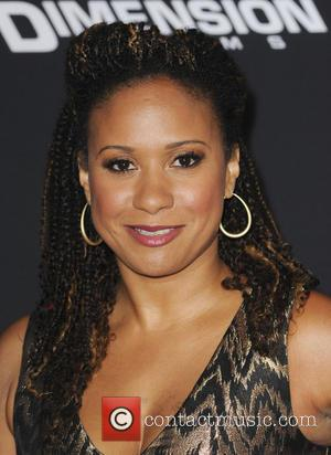 Tracie Thoms - Stars turned out on mass for the Premiere of 'Sin City: A Dame To Kill For' directed...