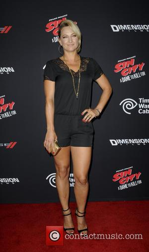 Zoe Bell - Stars turned out on mass for the Premiere of 'Sin City: A Dame To Kill For' directed...