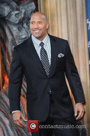 Dwayne Johnson - European premiere of 'Hercules' at CineStar IMAX im Sony Center in Berlin - Arrivals - Berlin, Germany...