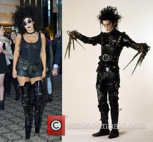 Edward Scissorhands, Lady GaGa