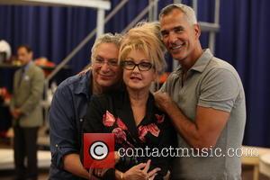 Cyndi Lauper, Harvey Fierstein and Jerry Mitchell