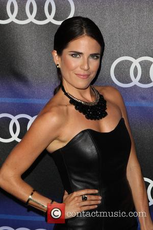 Karla Souza - An Array of celebrities attend the Audi celebrates Emmys Week 2014 event which was held at Cecconi's...