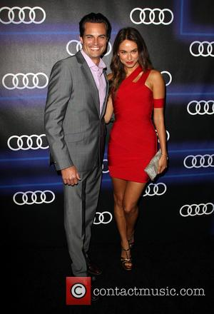 Scott Elrod and Asha Leo - An Array of celebrities attend the Audi celebrates Emmys Week 2014 event which was...