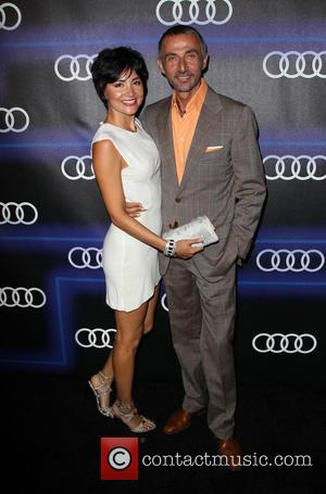 Shaun Toub and Lorena Mendoza - An Array of celebrities attend the Audi celebrates Emmys Week 2014 event which was...