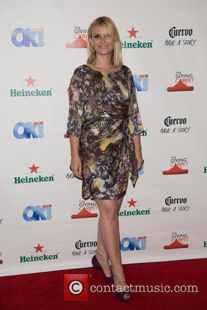 Bonnie Somerville - A host of stars looking very glamorous made their way down the red carpet at the OK!...