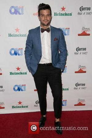 Mark Ballas - A host of stars looking very glamorous made their way down the red carpet at the OK!...