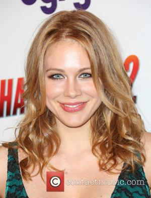 Maitland Ward - 'Sharknado 2: The Second One' Los Angeles premiere at L.A. Live Theatre - Arrivals - Los Angeles,...