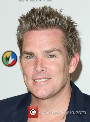 Mark McGrath - 'Sharknado 2: The Second One' Los Angeles premiere at L.A. Live Theatre - Arrivals - Los Angeles,...