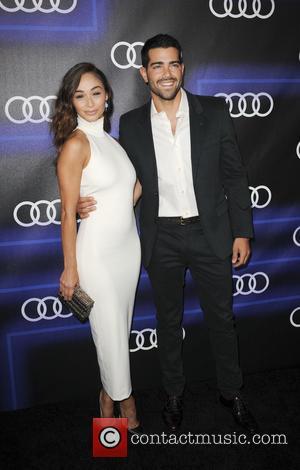 Jesse Melcalfe and Cara Santana