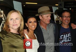 Amy Madigan, Eva Longoria, Ed Harris and Michael Berry
