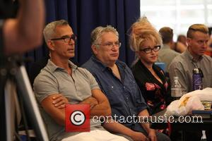 Cyndi Lauper, Harvey Fierstein and Jerry Mitchell - Creators Cyndi Lauper, Harvey Fierstein, Jerry Mitchell and the Cast of The...