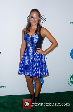 Monica Puig - 15th Annual Taste of Tennis Gala at the W New York Hotel - New York City, New...