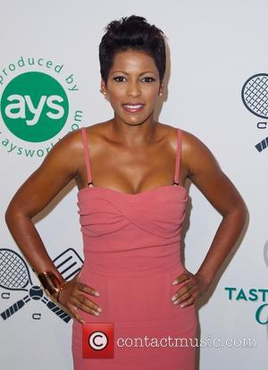 Tamron Hall - 15th Annual Taste of Tennis Gala at the W New York Hotel - New York City, New...