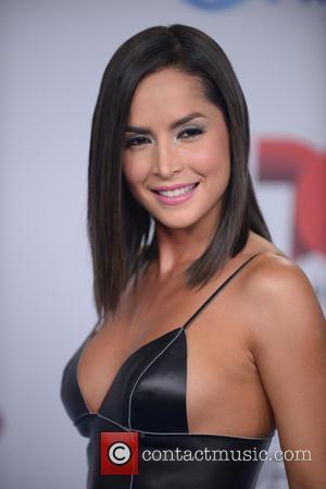 Carmen Villalobos - Telemundo Premios Tu Mundo Awards 2014 - Arrivals - Miami, Florida, United States - Friday 22nd August...