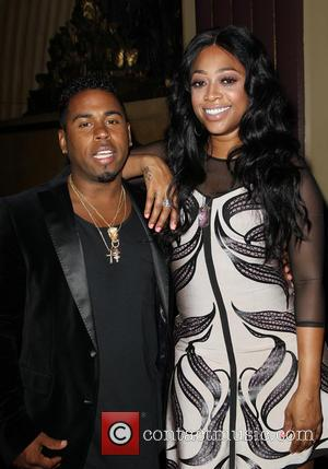 Bobby V and Trina - 2014 BMI R&B/Hip-Hop Awards - Inside - Hollywood, California, United States - Friday 22nd August...