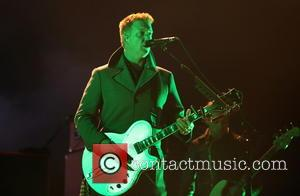 Josh Homme, Queens Of The Stone Age, Leeds & Reading Festival