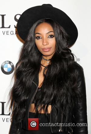 Wynter Gordon and The Righteous Young - SLS Las Vegas Grand Opening Celebration - Arrivals - Las Vegas, Nevada, United...