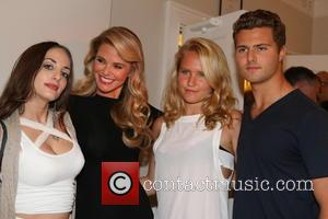 Alexa Ray Joel, Christie Brinkley, Sailor Cook and Jack Cook