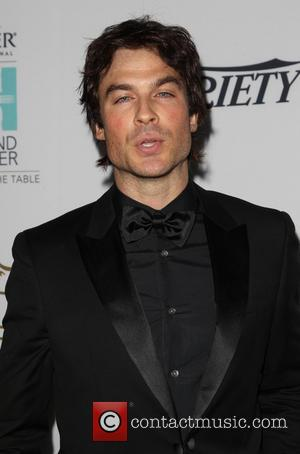 Ian Somerhalder - A variety of celebrities attended the Heifer International's 3rd Annual Beyond Hunger Gala - Beverly Hills, California,...
