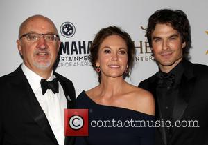 Pierre Ferrari, Diane Lane and Ian Somerhalder