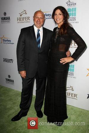 Tom Colicchio and Lori Silverbush