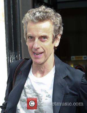 Peter Capaldi - Celebrities at the BBC Radio 2 studios - London, United Kingdom - Friday 22nd August 2014