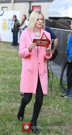 Fearne Cotton - CarFest 2014 - Chris Evans' CarFest for BBC Children in Need - Overton, United Kingdom - Friday...