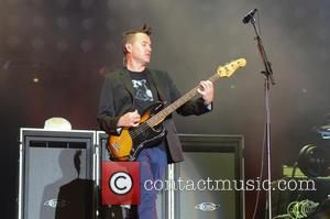 Blink 182 - Leeds Festival 2014 at Bramham Park - Day 1 - Performances - Leeds, United Kingdom - Friday...